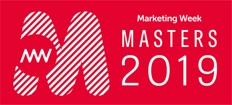Marketing Week Masters Awards 2019