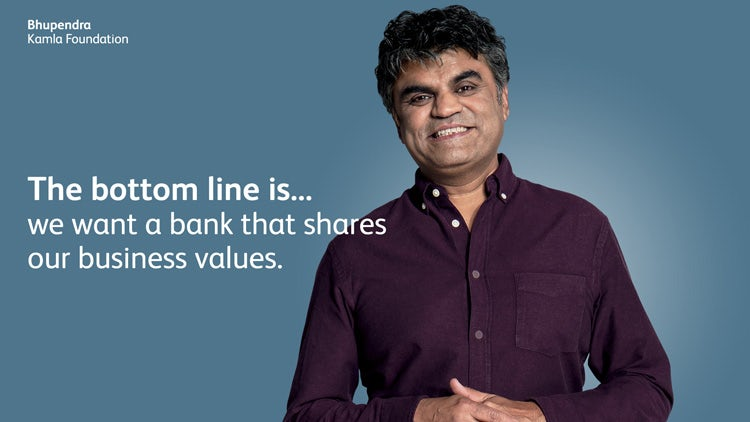 Co-op Bank marketing campaign