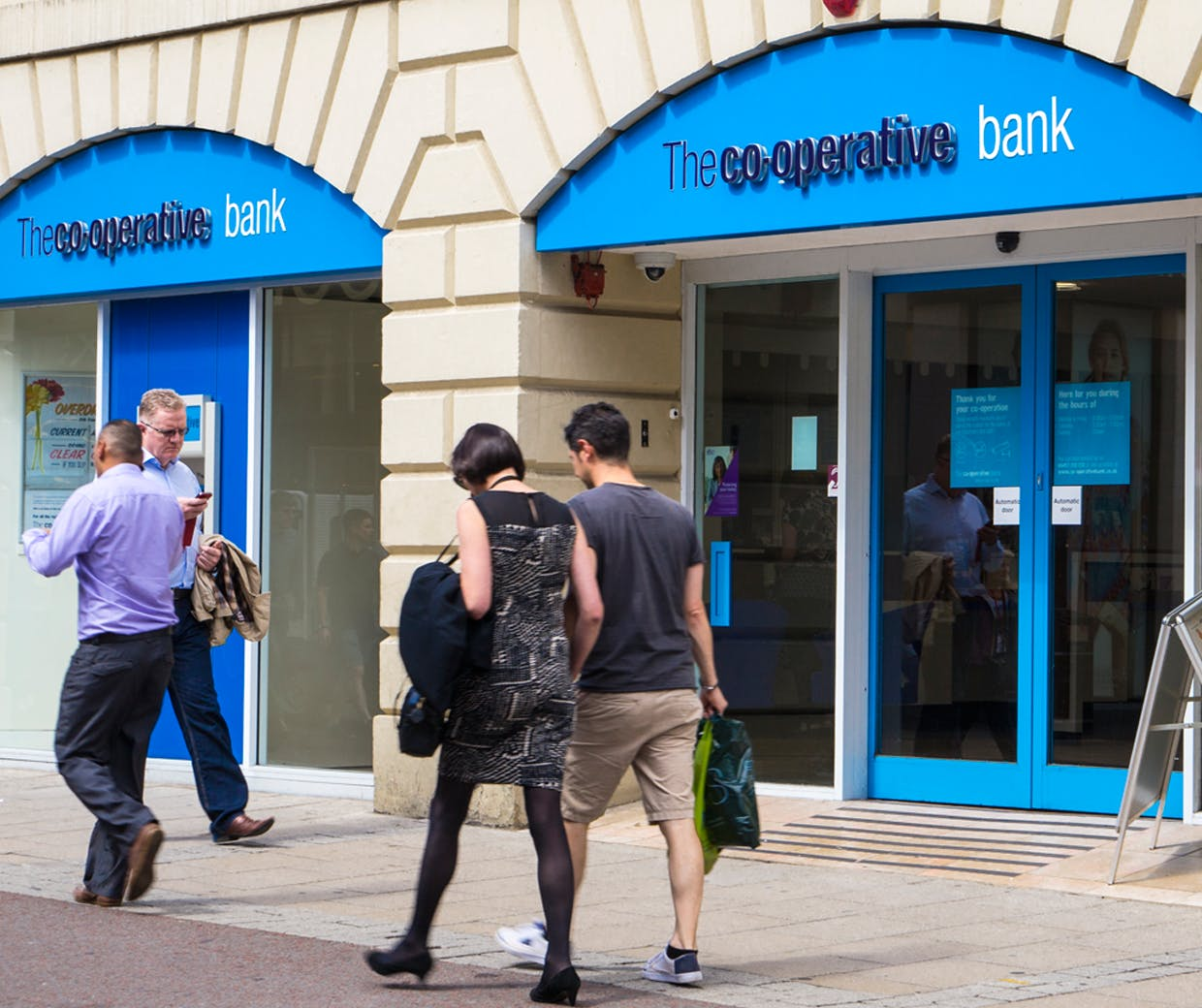 Co Op: 'Co-op Bank Rethinks Marketing As It Ups Focus On Targeted Ads