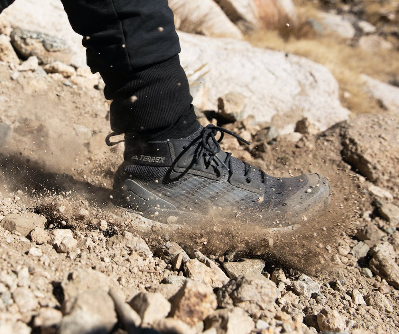 Adidas hiking