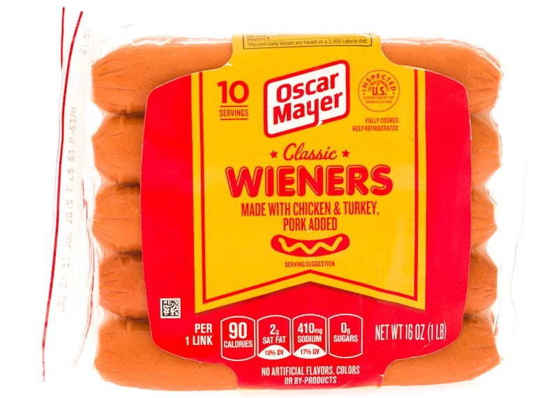 Oscar Mayer Hotdogs kraft heinz ritson
