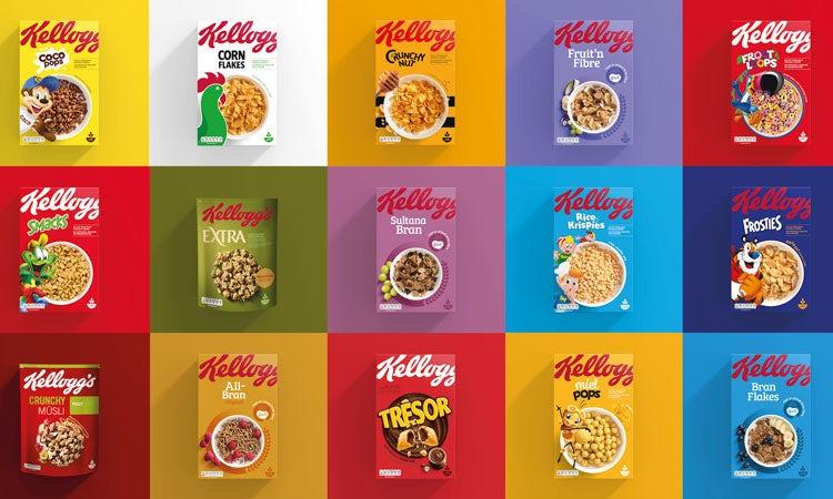 Kellogg's cereal, Coco Pops, Corn Flakes