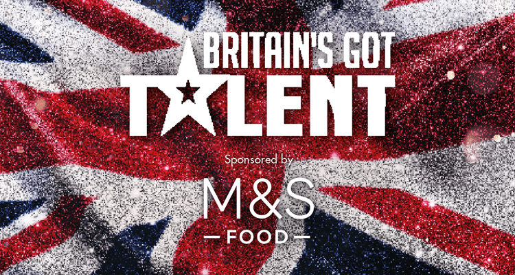 M&S sponsors Britain's Got Talent