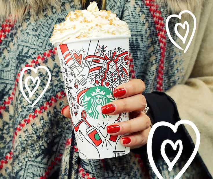 Starbucks social media strategy
