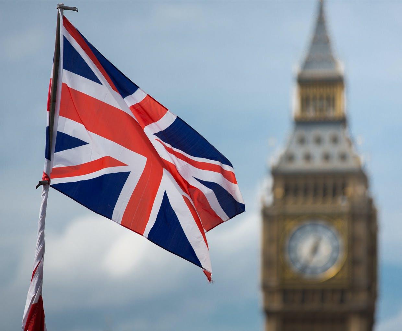 UK Great Britain union jack