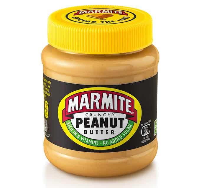 Marmite Peanut Butter