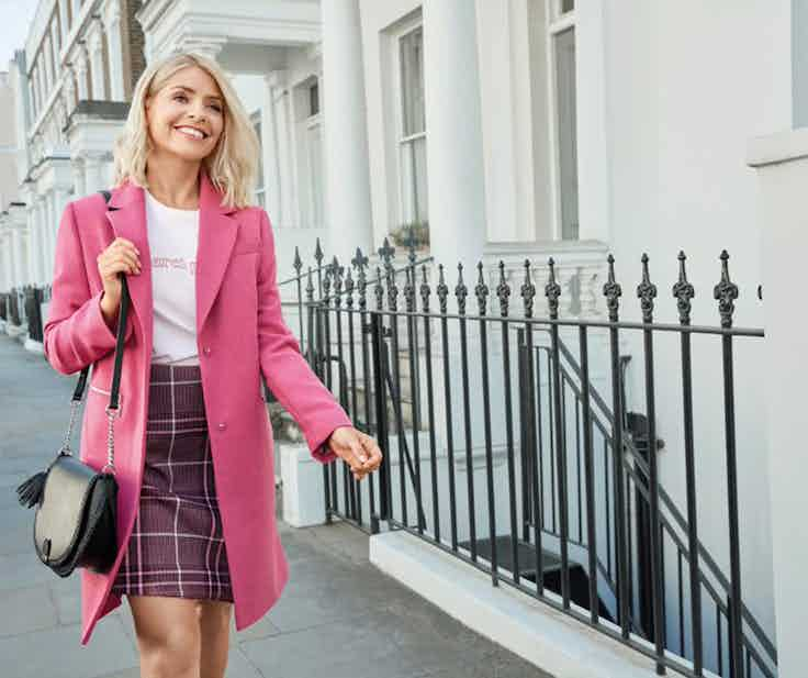 M&S marketing Holly Willoughby