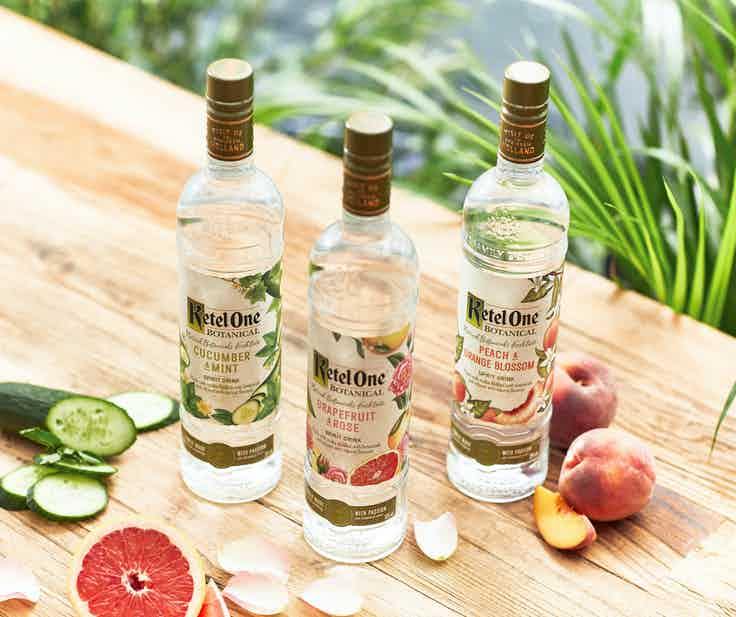 ketel one botanicals
