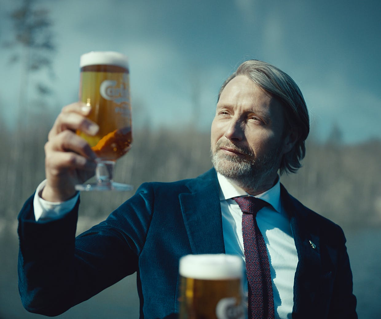 Carlsberg brings its 'Probably not the best beer' campaign to TV