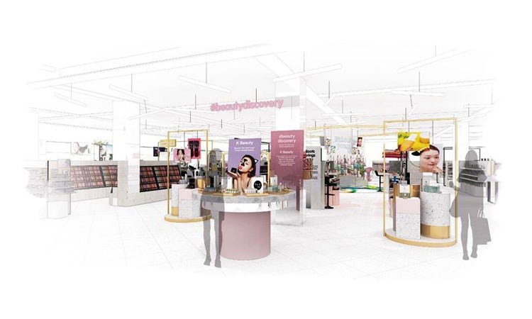d89f37abfe6 ... attract a new generation of shoppers even more important, Boots has  refitted 24 of its biggest beauty halls this year, replacing traditional  beauty ...