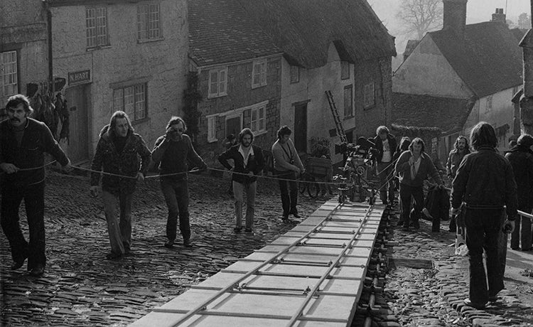Hovis 1973 filming of the Bike Ride