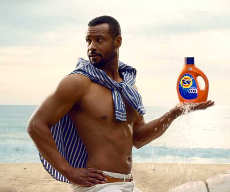 It's a Tide ad