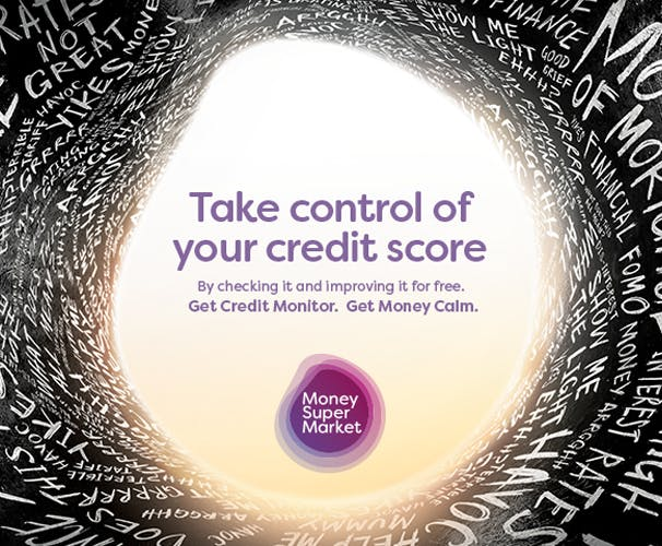 MoneySuperMarket credit score