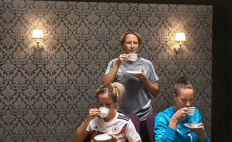 Commerzbank German women's team