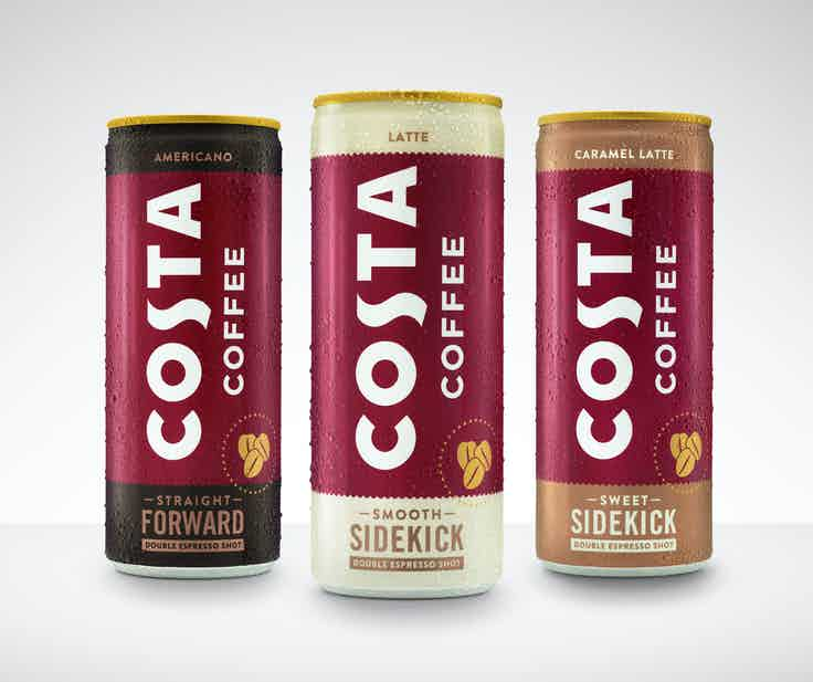 costa coffee ready to drink