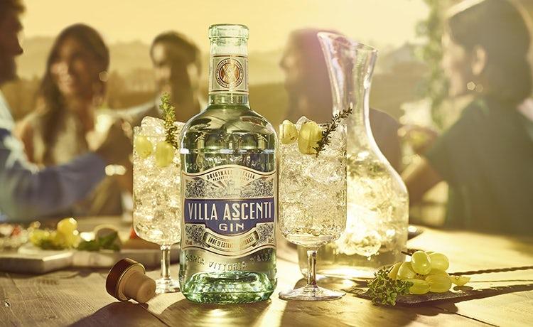 Villa Ascenti Gin - Diageo