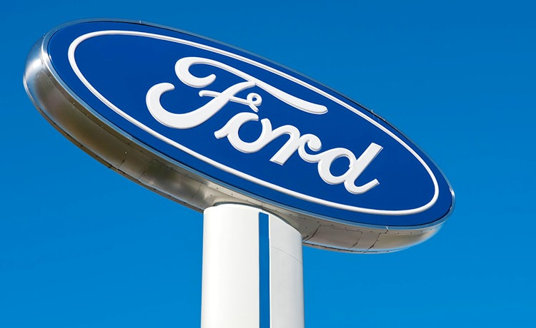 Ford body image