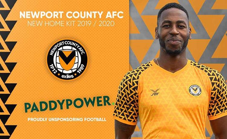 Newport County Paddy Power