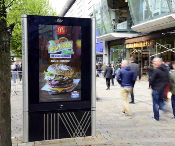 mcdonalds personalisation