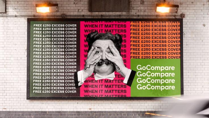 GoCompare outdoor
