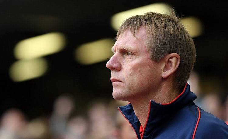 Green Flag Stuart Pearce