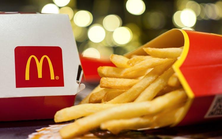 McDonald's ceo leaving