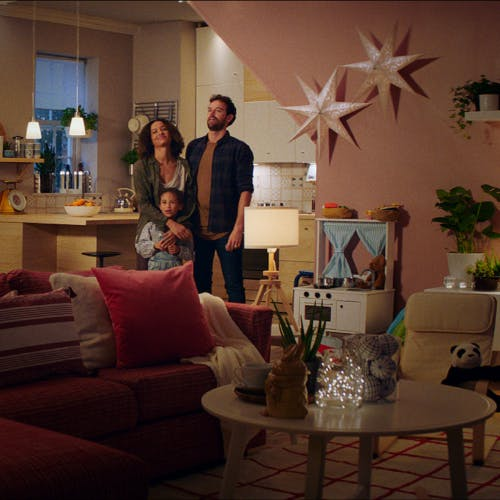 Ikea Christmas ad 2019