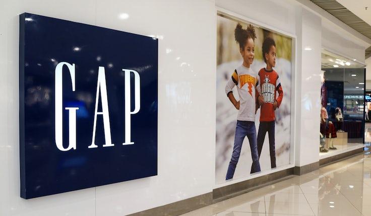 gap retail