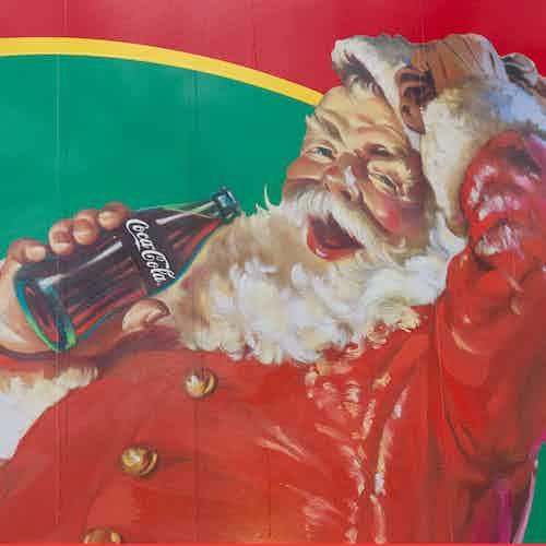 coca cola christmas