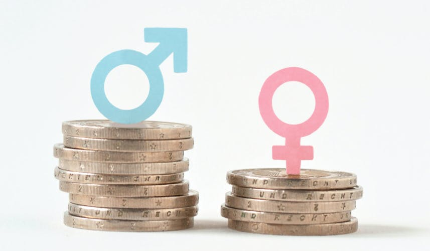 marketing gender pay gap
