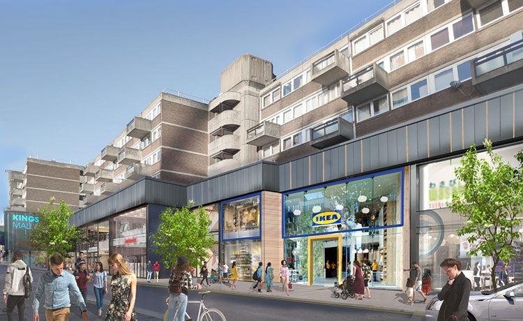 Ikea Hammersmith