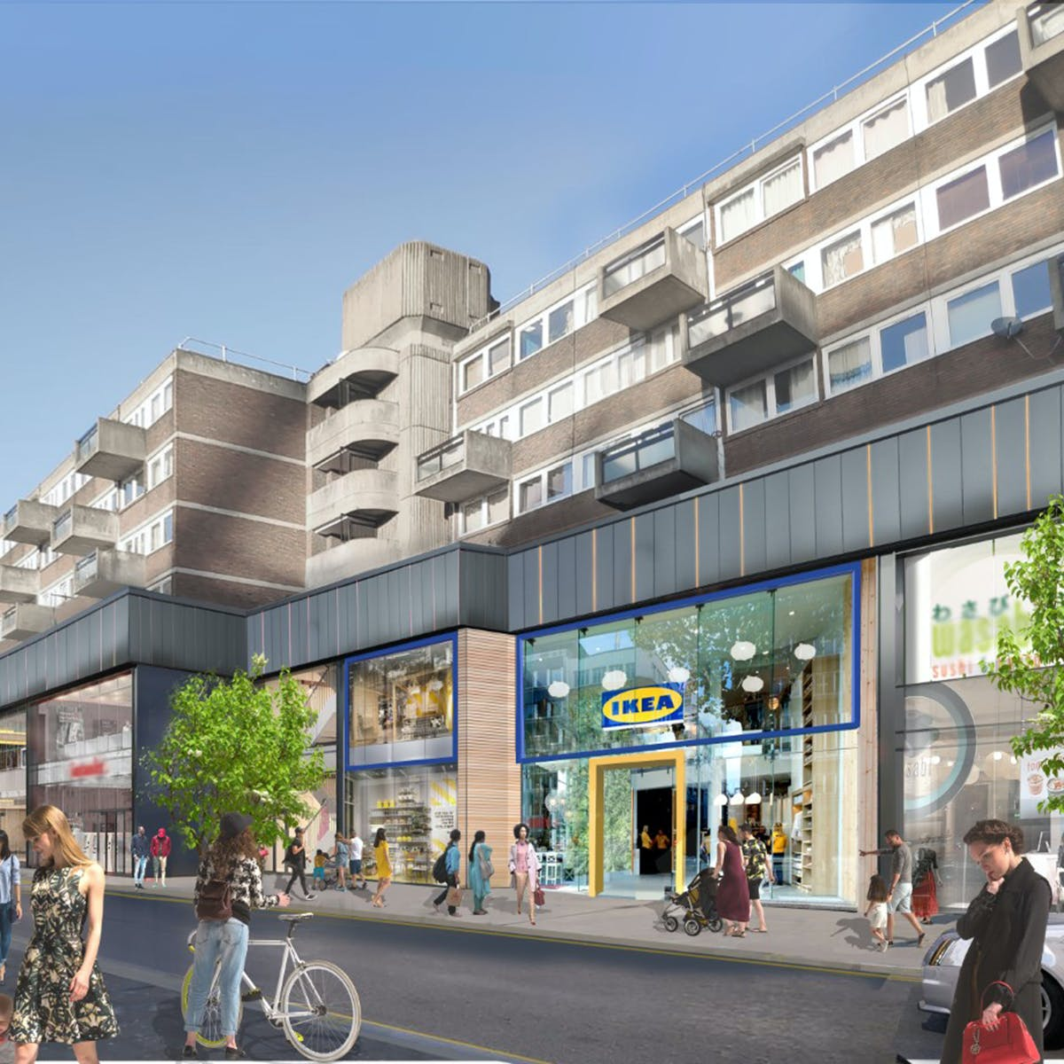 Can Ikea spark a UK shopping centre revival?
