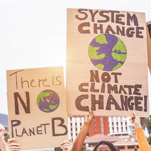 climate change aa
