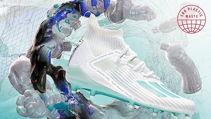 adidas plastic waste