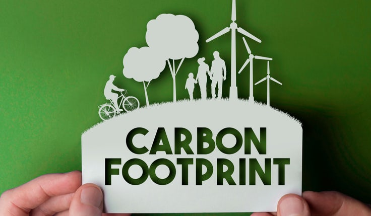 carbon footprint labelling