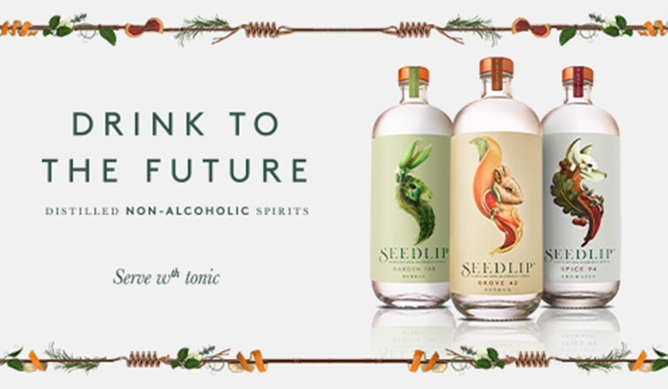 Seedlip Drink to the Future 2