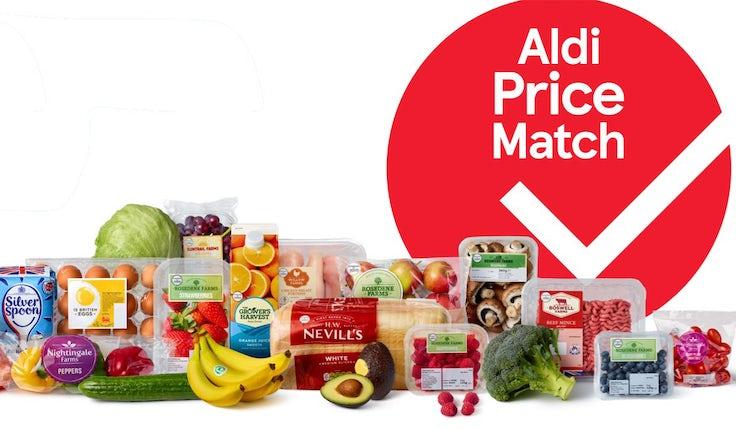 aldi price match