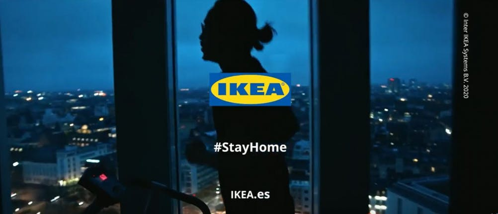 ikea stay home