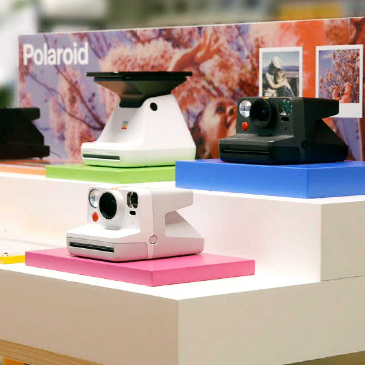 Polaroid unveils new identity to bring more clarity to brand