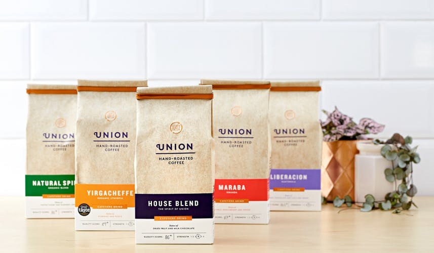 Union Coffee product