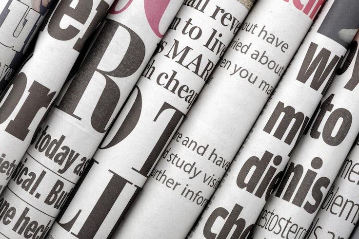 media journalism newspapers
