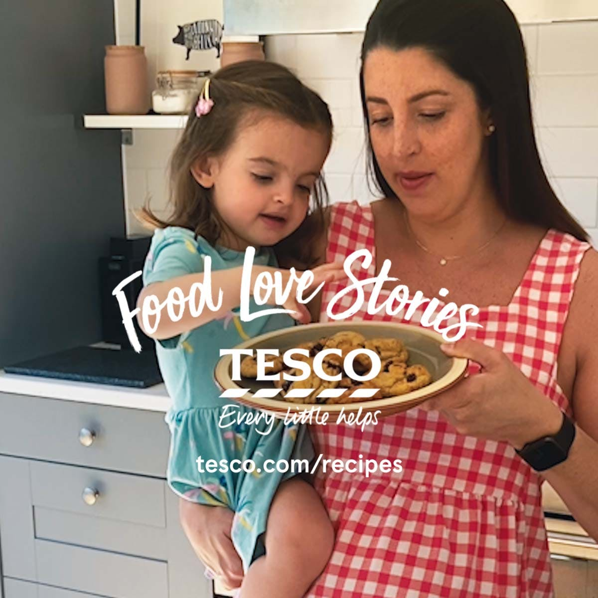 Tesco asks customers to take part in new Food Love Stories campaign