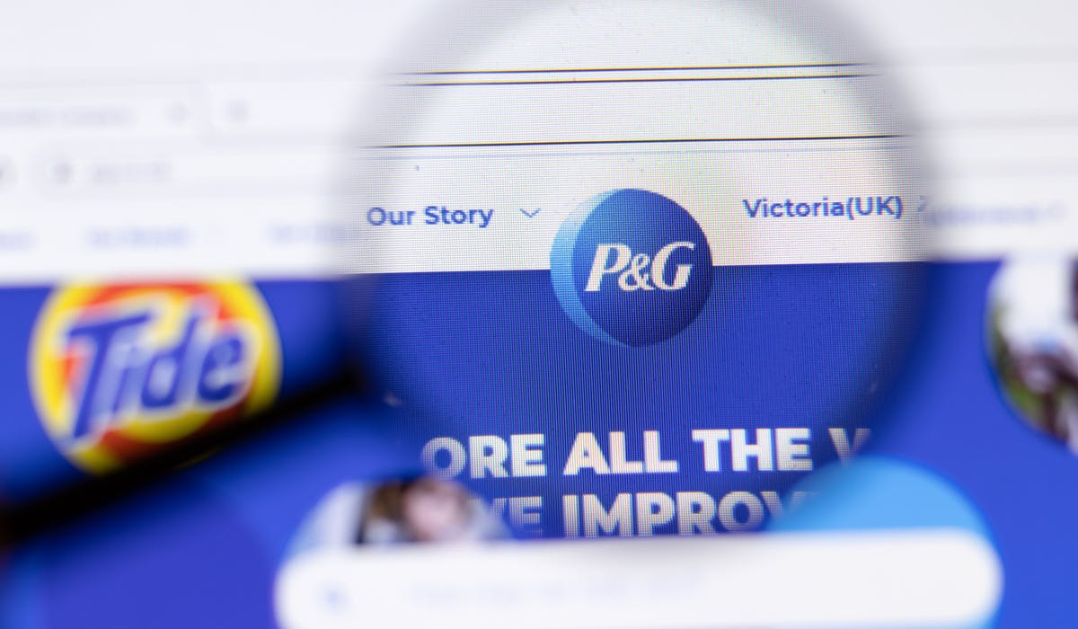 P&G 'doubles down' on marketing as demand soars