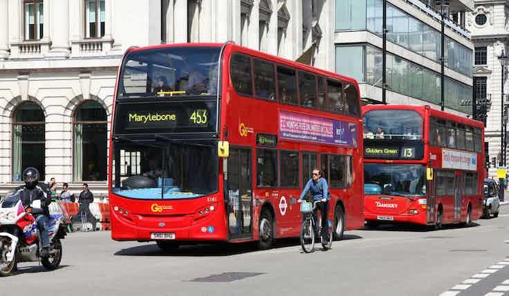 TfL bus
