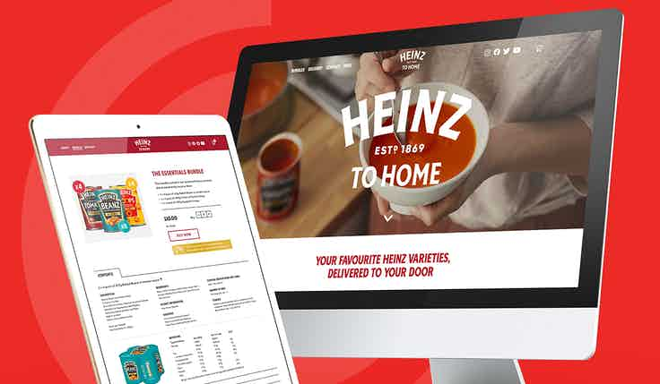 Heinz at Home