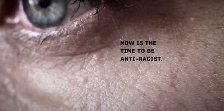 P&G anti-racist