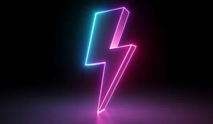 Lightening bolt 2