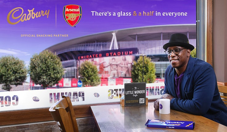 Arsenal X Cadbury 1