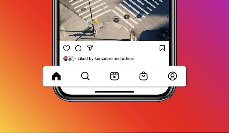Instagram Reels and Shops