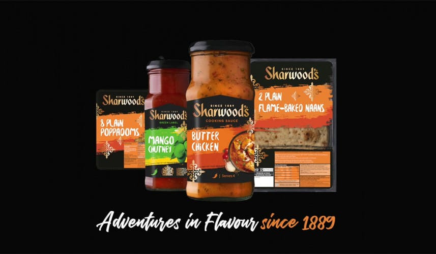 Sharwood's Premier Foods